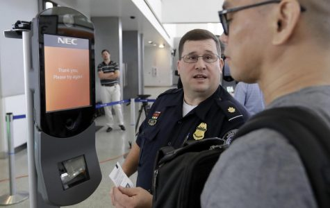 Facial Recognition in Airports