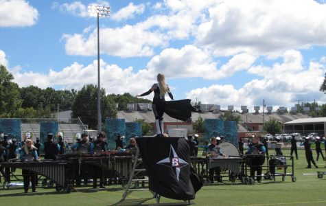 Band Competition at Lafayette High School
