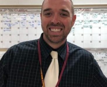 Teacher Feature: Mr. Hamm
