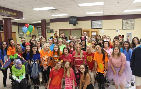 Homecoming Week Part One