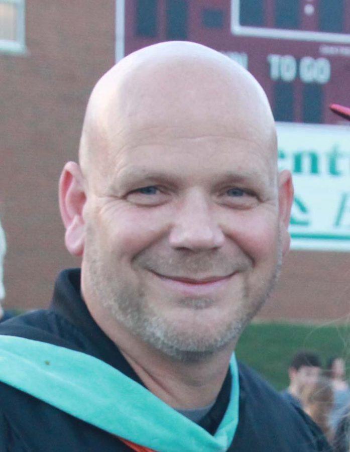 Teacher Feature: Mr. Clark