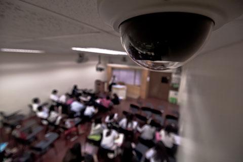 New School Year Brings New Cameras