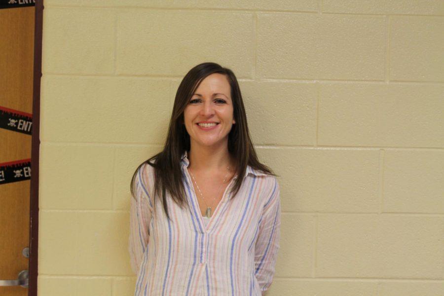 Teacher Feature: Mrs. Kristy Carter