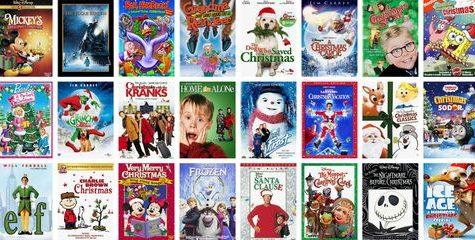 Christmas Movies Through the Decades