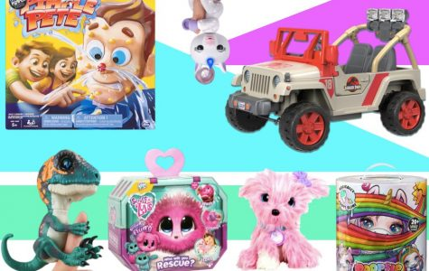 Top 10 Toy Trends of 2018