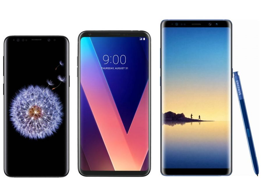 3 Phones That You Should add To Your Christmas Wish list