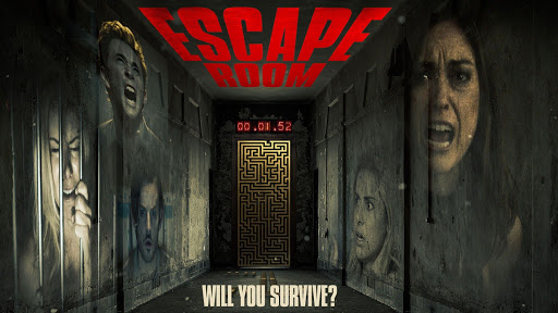 Escape room- movie review