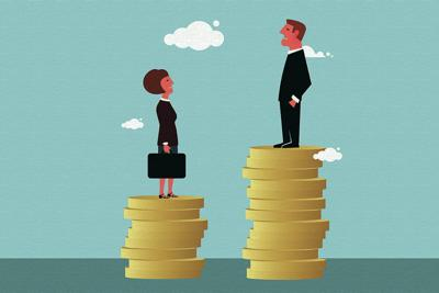 The Pay Gap is Back