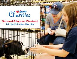Pet-Smart's Free Adoption Weekend