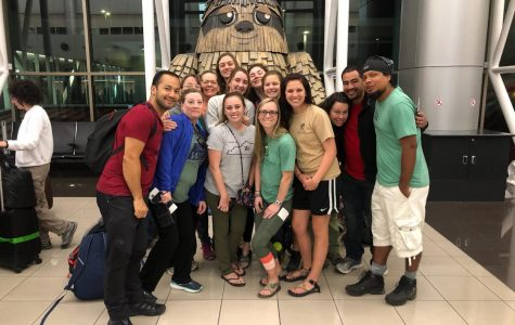 BCHS science teacher takes a trip to Costa Rica