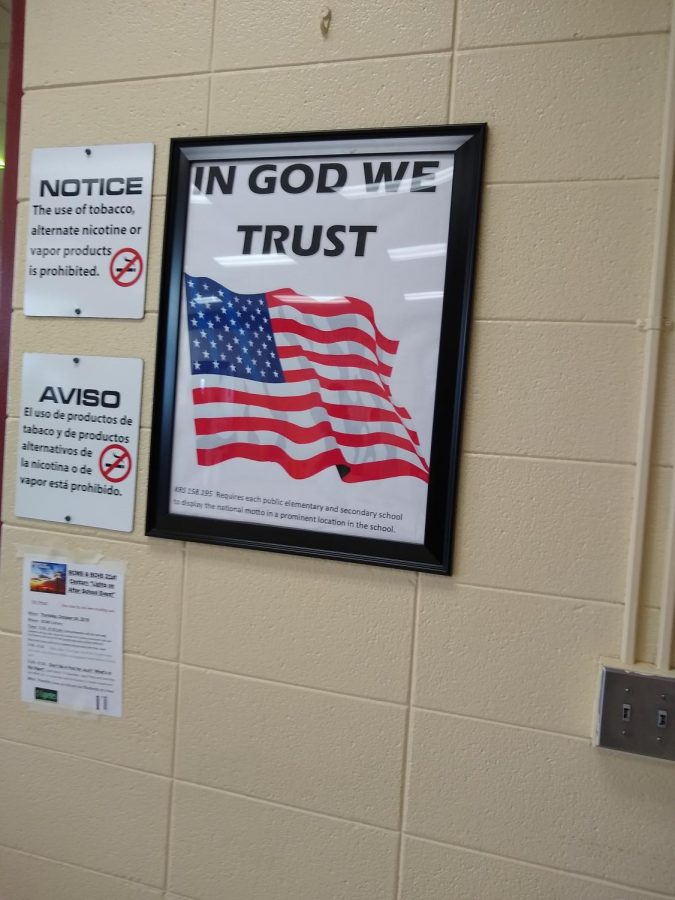 "The ""In God We Trust"" Poster"