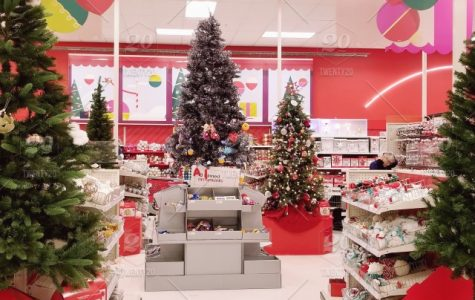 Why are stores so ready for Christmas?