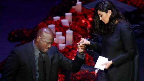 Kobe and Gianna Bryant Memorial