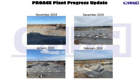 Phases of CMWA expansion