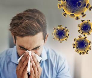 The Coronavirus spreading.