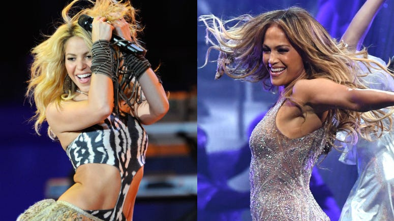 The+Biggest+Moments+of+the+2020+Superbowl+Halftime+Show