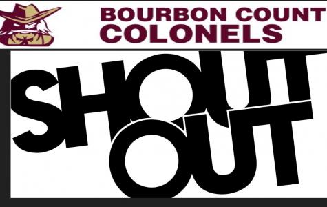 Colonel Shout Outs April 13, 2020
