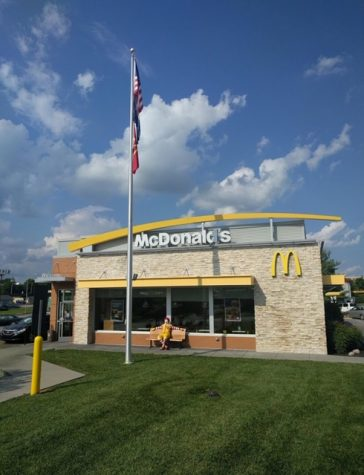 Paris, Kentucky Mcdonalds