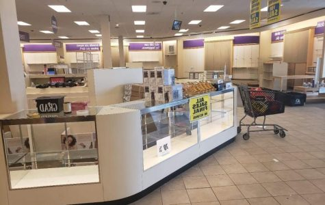 This is how the store looked on the last couple of days.