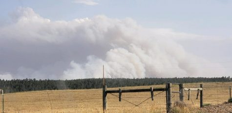 Smoke from Montana fires