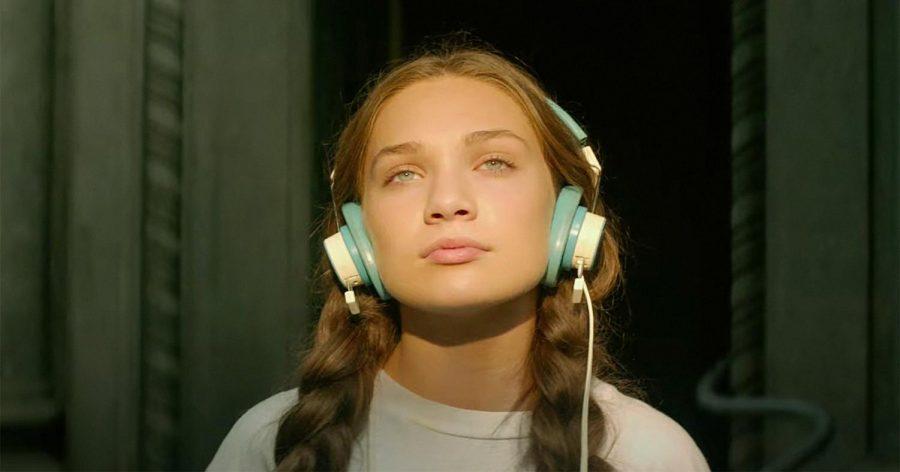 "Maddie Ziegler in ""Music"" courtesy of Sia"