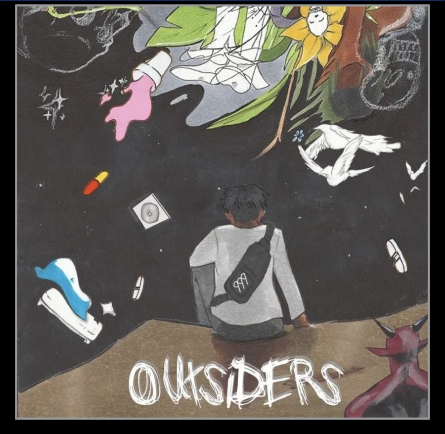 Album Cover of Juice Wrlds The Outsiders