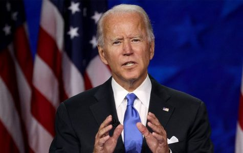 Joe Biden at the Democrat Debate