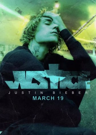 "Album Cover of ""Justice"" By Justin Bieber"