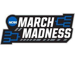 This is the March Madness Logo.