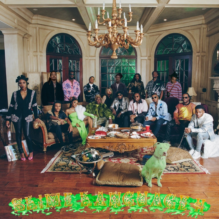 Cover photo of Slime Language 2