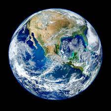 a photo of the planet!