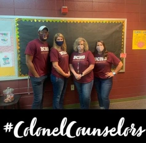 Our BCHS counselors for the 2021-2022 school year